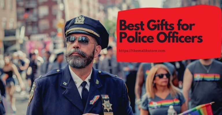 5 Best Gifts for Police Academy Graduation