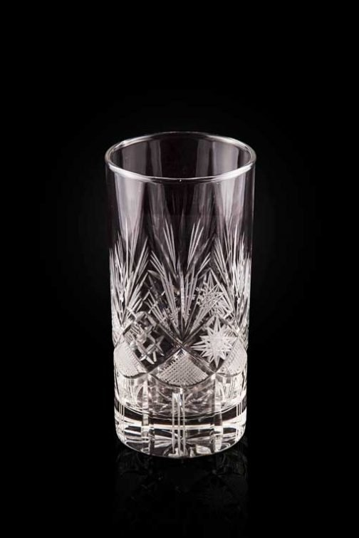 Old fashioned highball glass