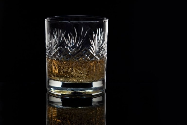 Feature of  Unique Whiskey Glass