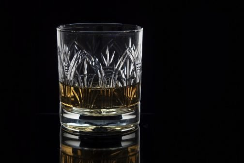 Whiskey glass for Dad and Husband