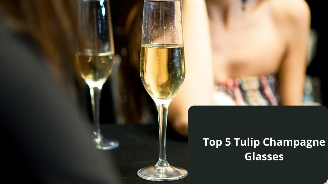 Read more about the article Top 5 Tulip Champagne Glasses