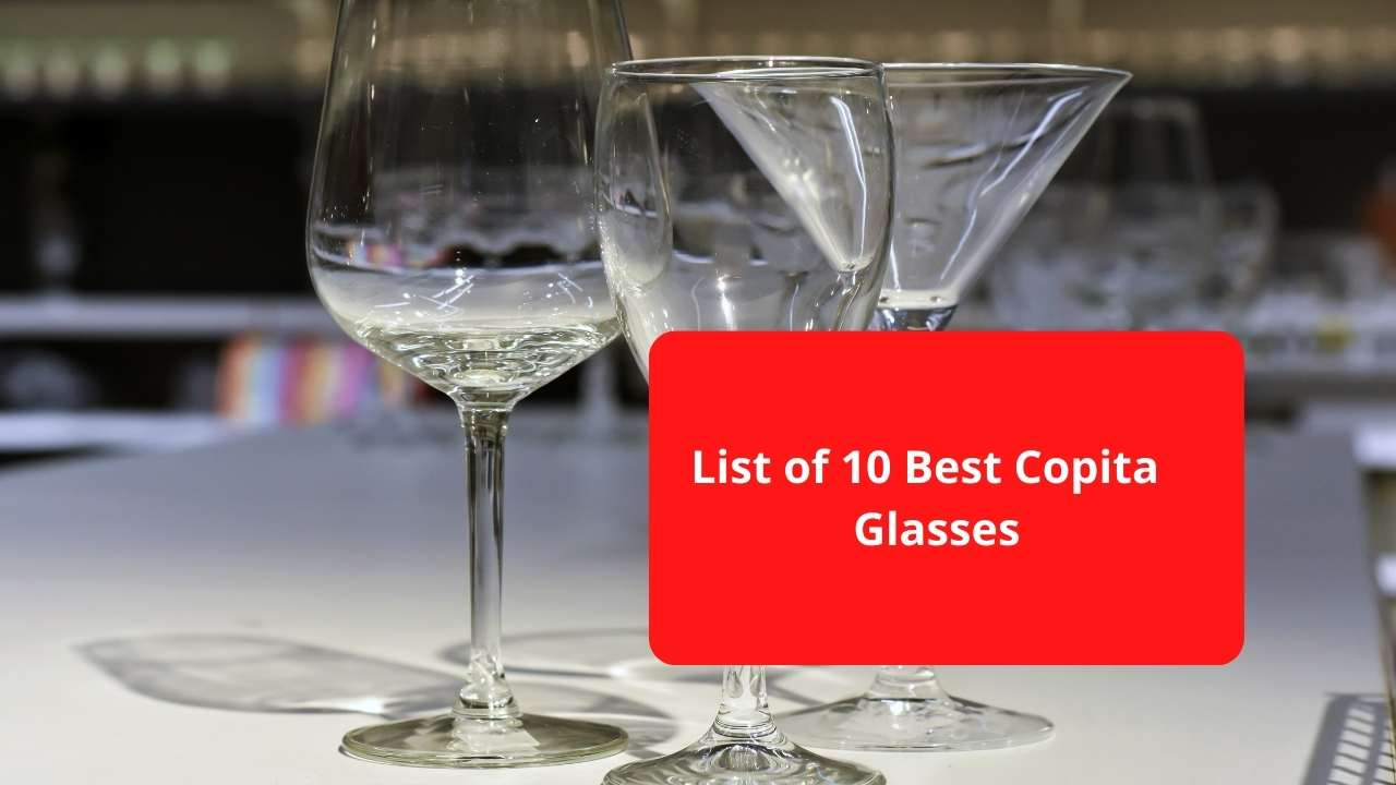 Read more about the article List of 10 Best Copita Glasses 2021