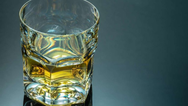 Lowball Whiskey Glass