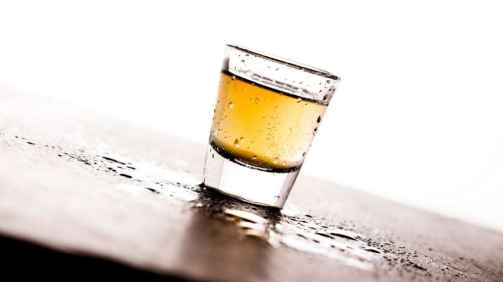 how many oz in a shot glass