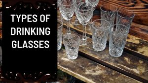 22 Types of Drinking Glasses to Upgrade Your Drinking Experience